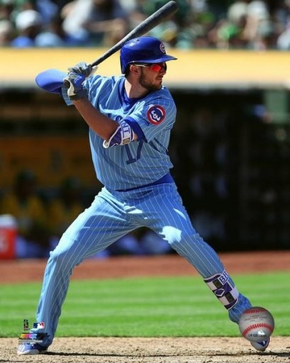 Kris Bryant 2016 Action Photo Print (8 X 10)