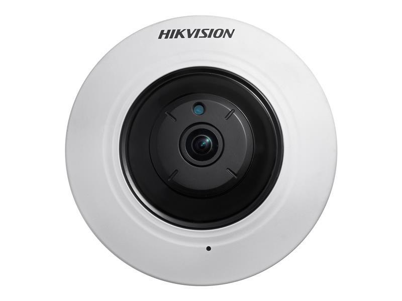 Hikvision Value Ds-2Cd2955Fwd-Is - Netzwerk-Überwachungskamera - Kuppel - Farbe (Tag & Nacht.