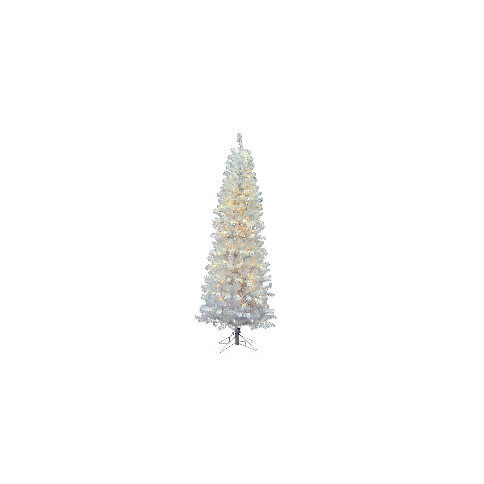 Vickerman white Tree Christmas   Item# 3149