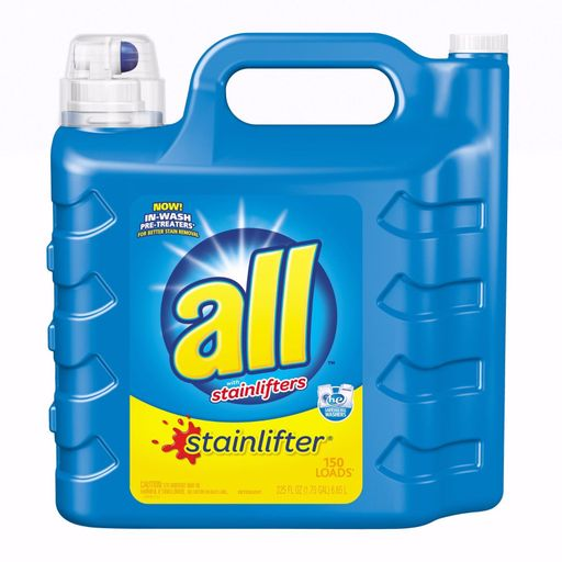 All Stainlifter Liquid Laundry 225 Oz. in Wash Pre Treaters for Tough Stains