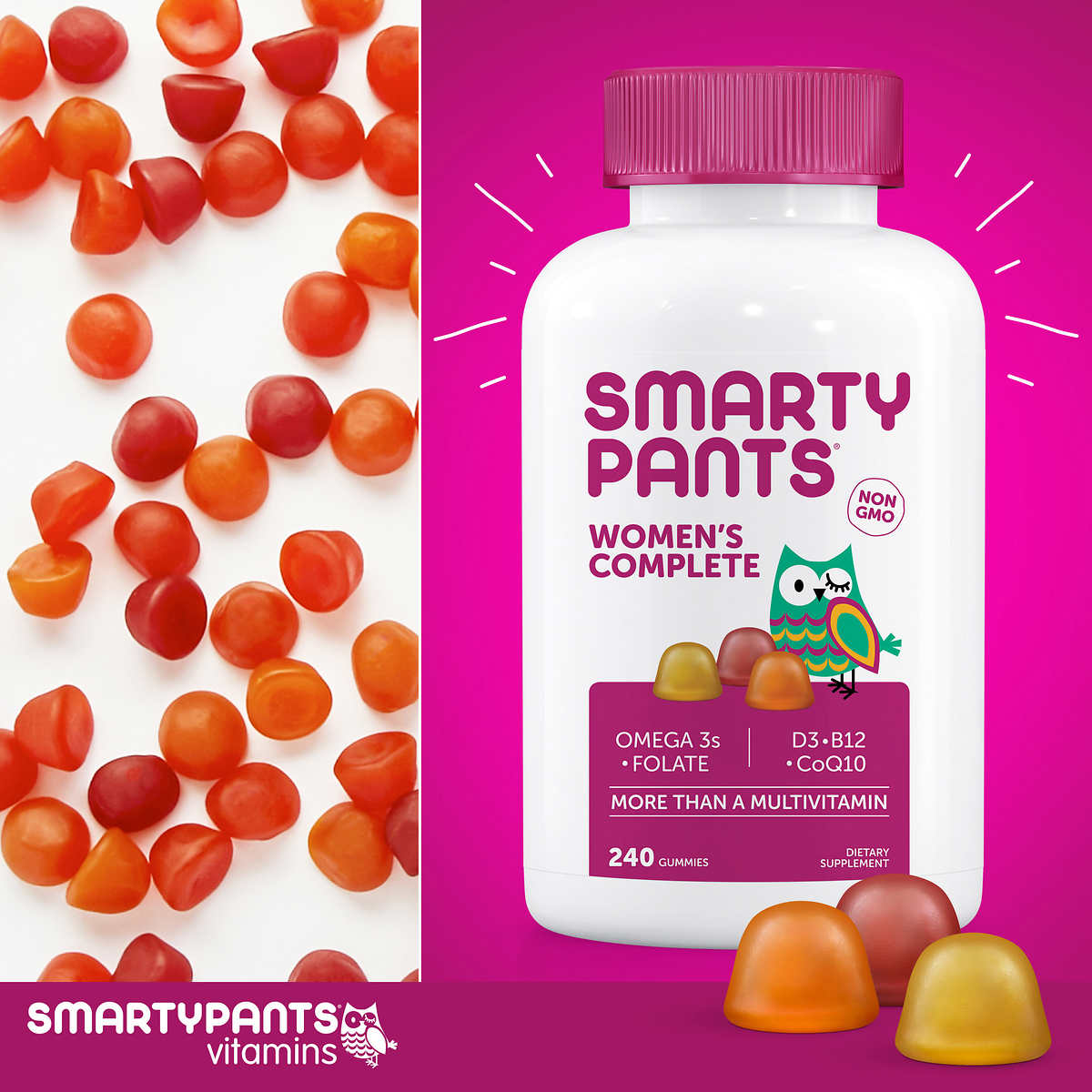 Smarty Pants Women's Formula Multivitamin