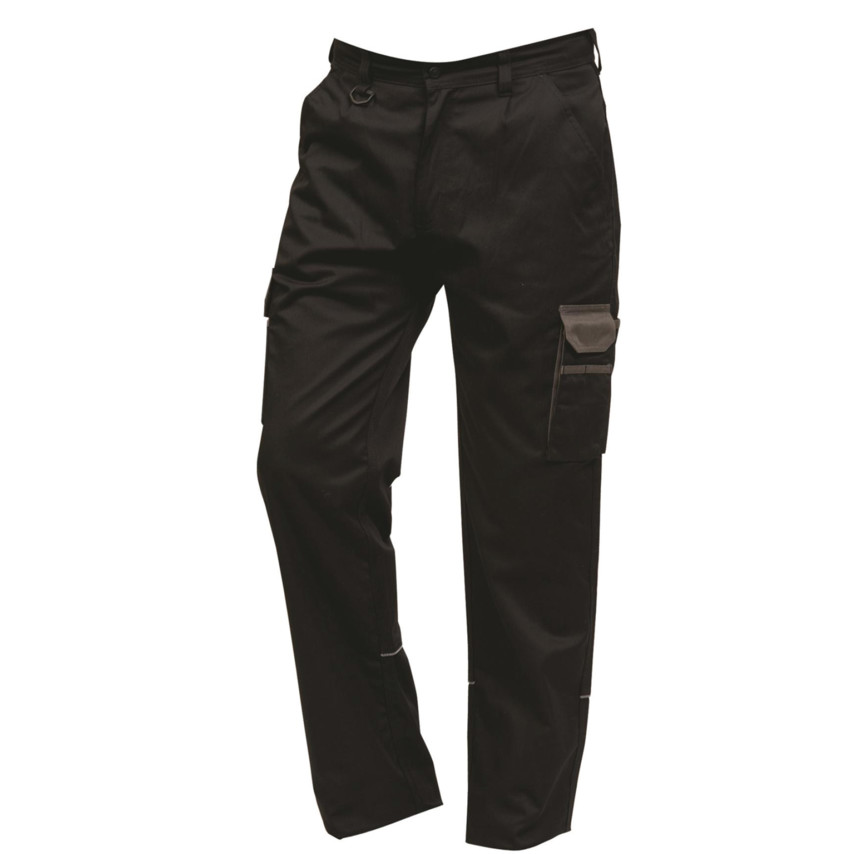 Orn Sportstone Combat Trousers Black/Grey (S50