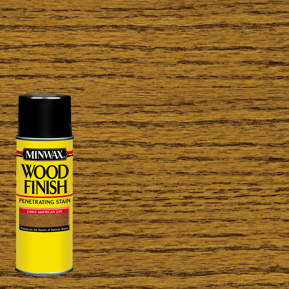 Minwax® Wood Finish? Aerosol Early American, 11.5-Oz
