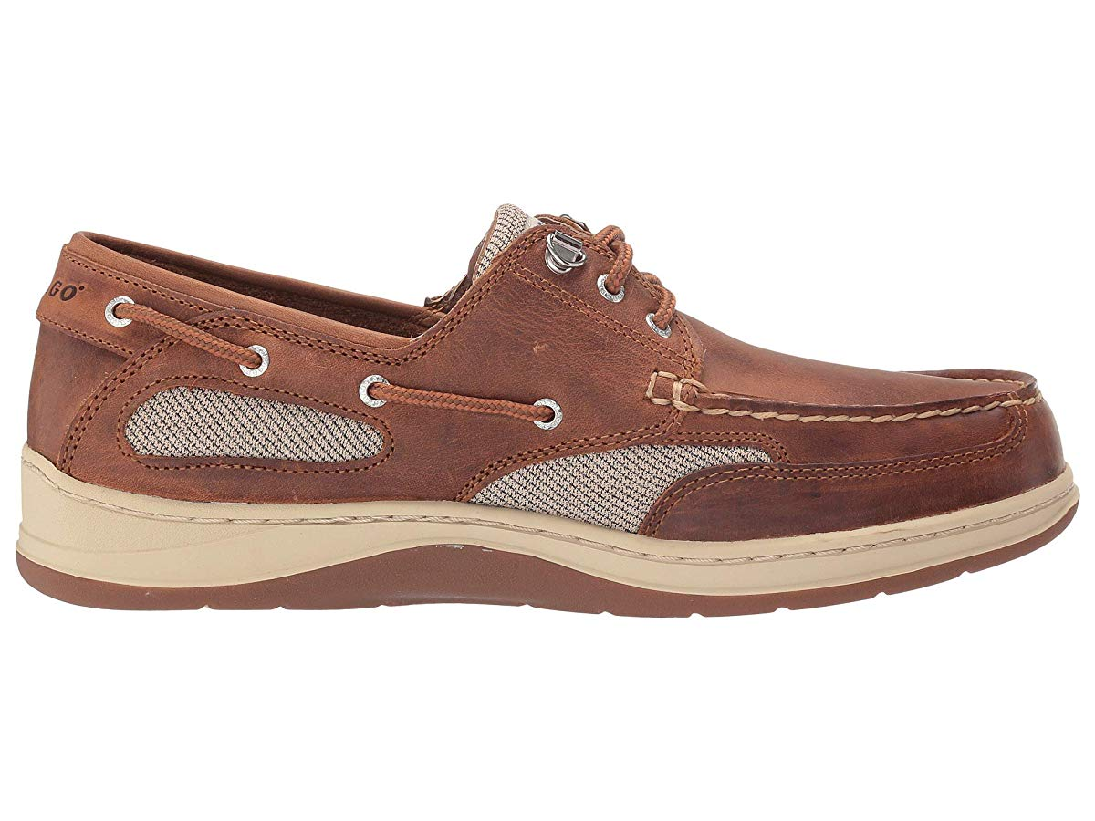 Sebago Clovehitch II (Brown/Tan) Men's Shoes