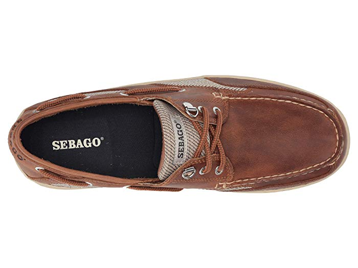 Sebago Clovehitch II (Brown/Tan) Men's Shoes thumbnail 2