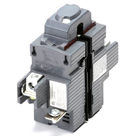Pushmatic 20 Amps Standard 2-Pole Circuit Breaker