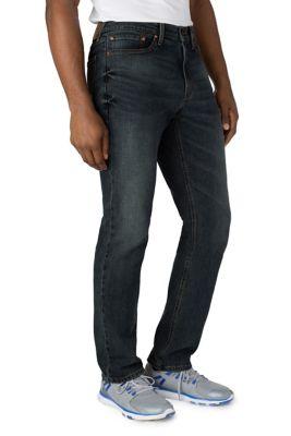 Signature by Levi Strauss & Co. Men's Athletic-Fit Slim Jean, Color: Raven, Size: 33W 32L