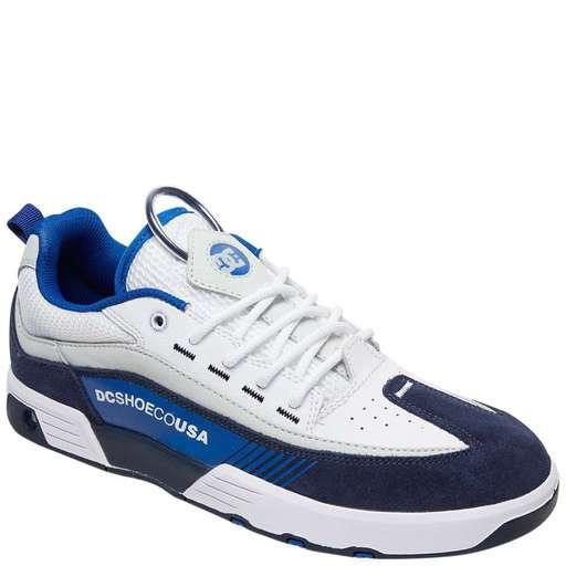DC Shoes Legacy 98 Slim Mens White/Blue/Blue