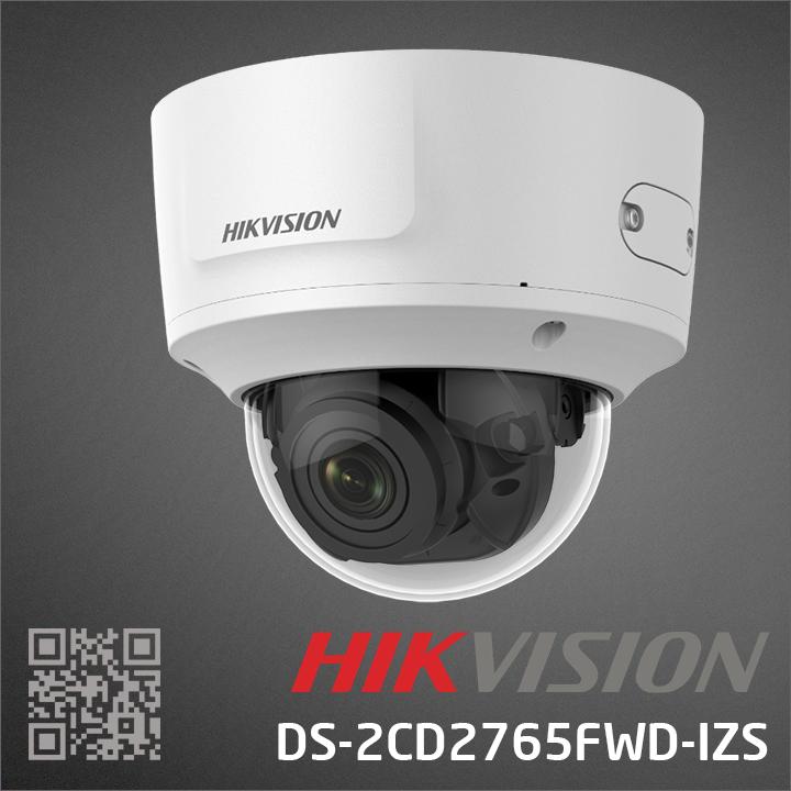 HIKVISION DS-2CD2765FWD-IZS, 2.8-12mm