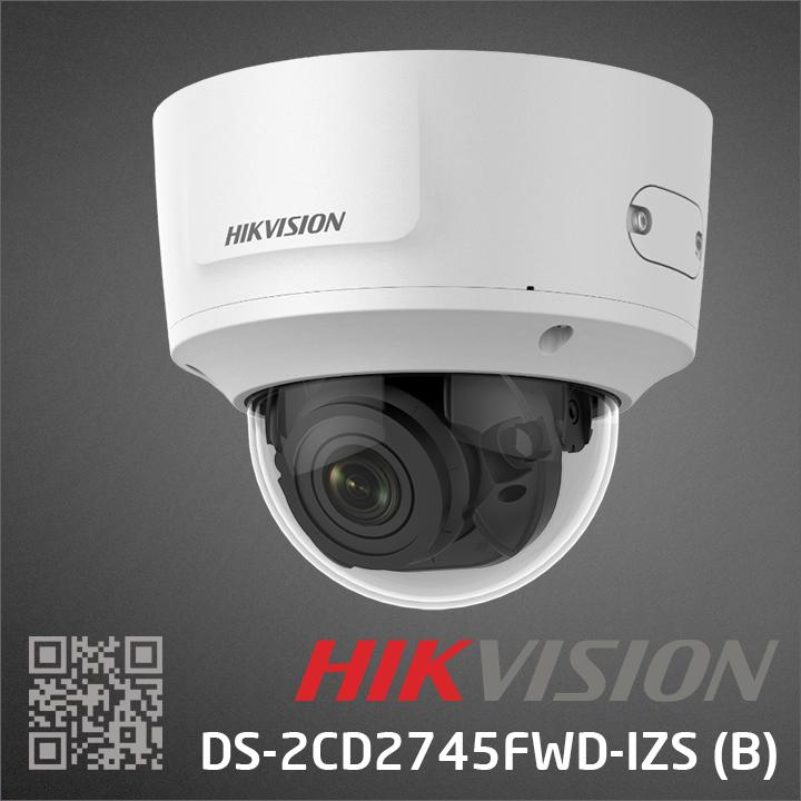 HIKVISION DS-2CD2745FWD-IZS (B), 2.8-12mm