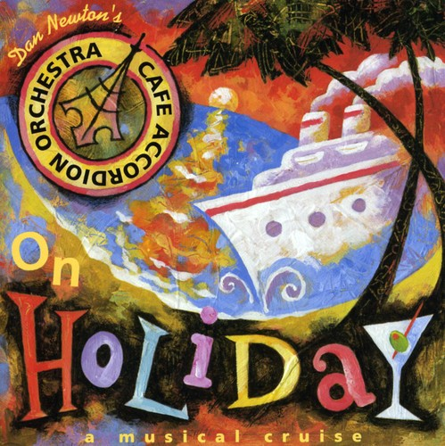 Caf Accordion Orchestra - on Holiday