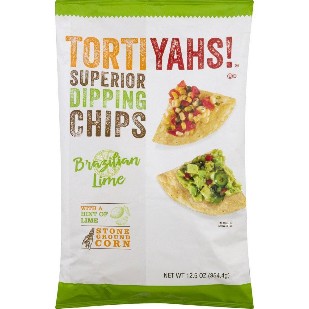 Tortiyahs! Brazilian Lime Superior Dipping Chips