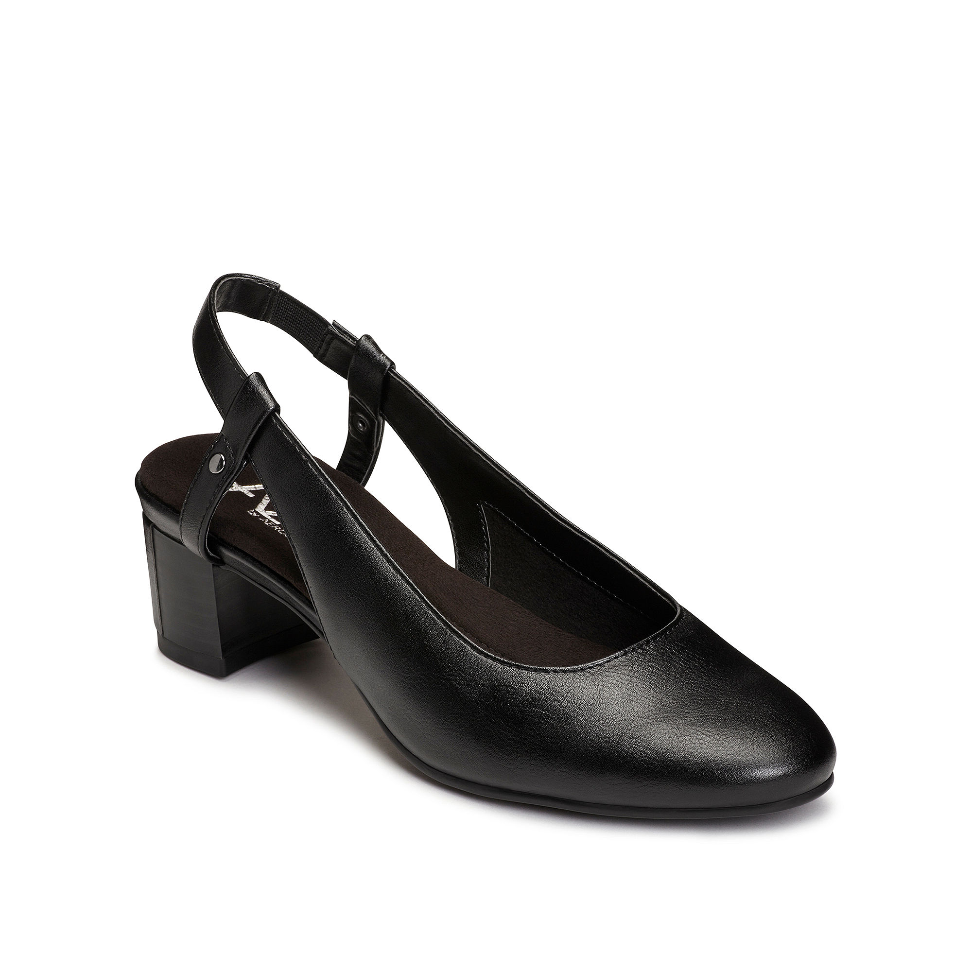 Women's A2 by Aerosoles Track Pad Pumps - Black 5.5