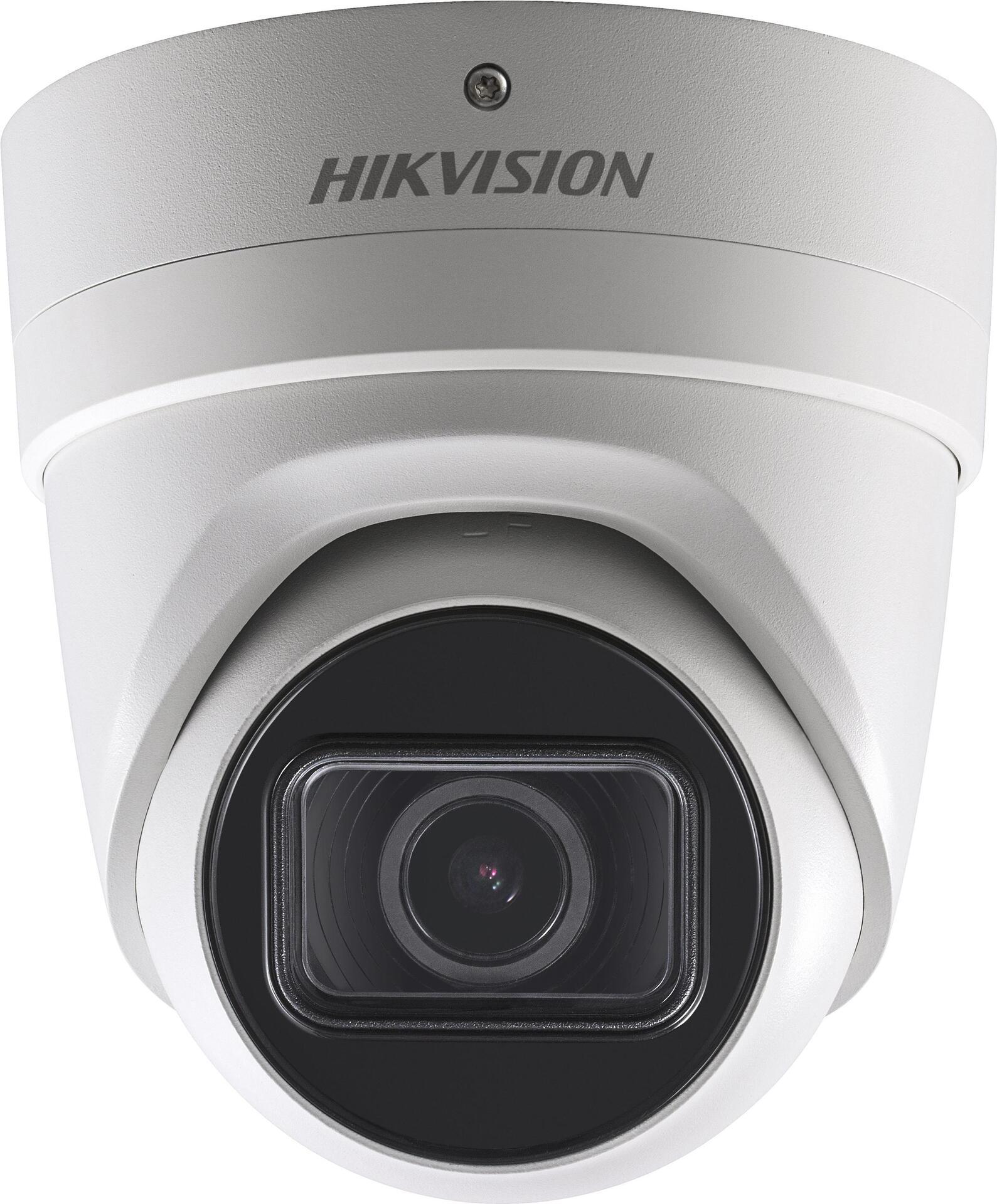 Hikvision Digital Technology DS-2CD2H45FWD-IZS IP-Sicherheitskamera Innen & Auen Kuppel Zimmerdecke 2688 X 1520 Pixel (DS-2CD2H45FWD-IZS(BLACK)(2.8-12