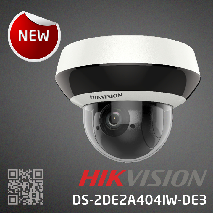 HIKVISION DS-2DE2A404IW-DE3, 2.8-12mm