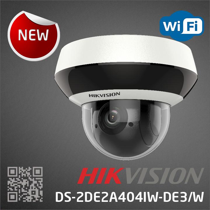 HIKVISION DS-2DE2A404IW-DE3/W, 2.8-12mm