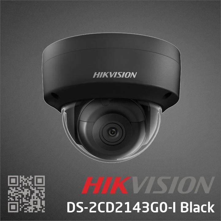 HIKVISION DS-2CD2143G0-I, 2.8mm, Black
