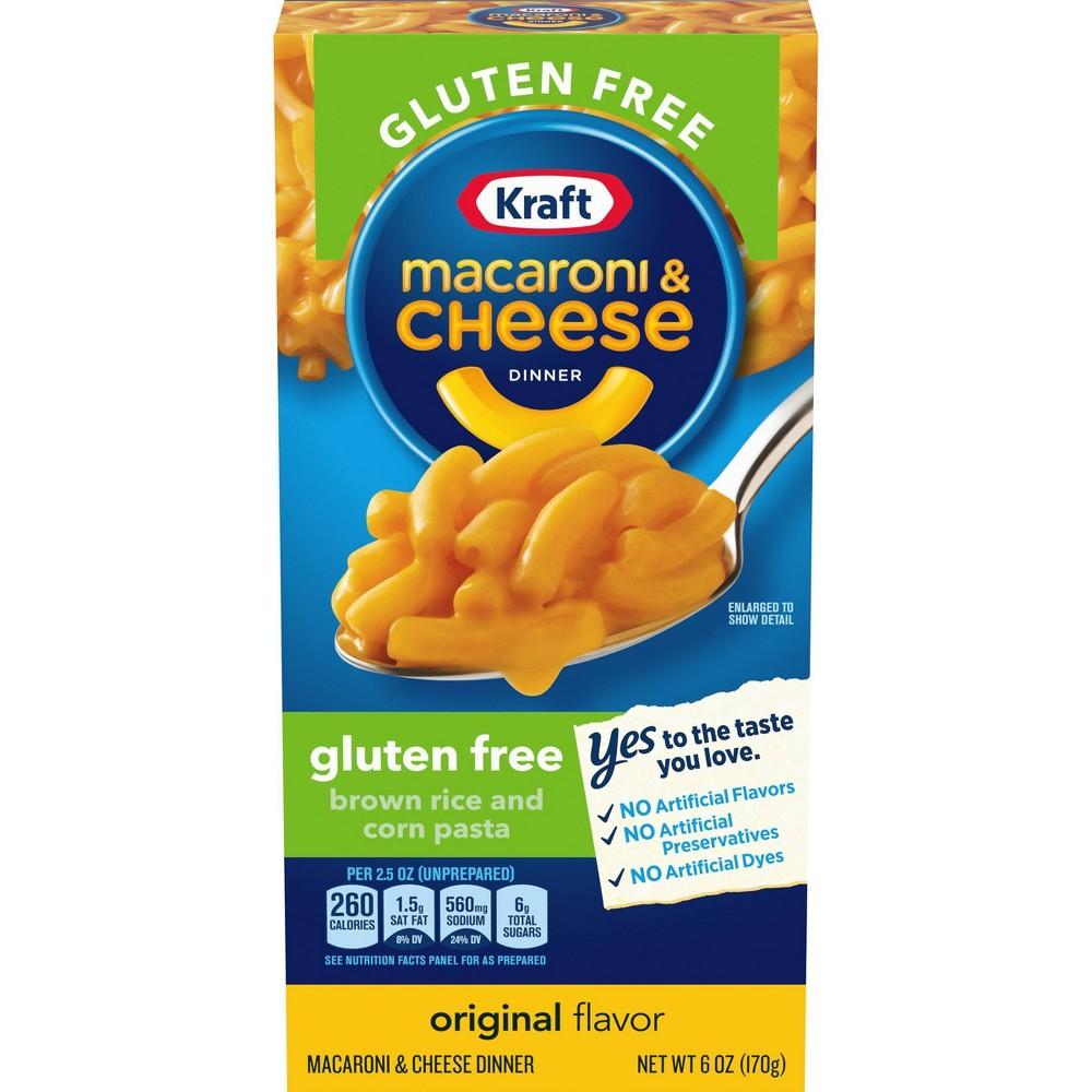 Kraft Gluten Free Macaroni & Cheese Original