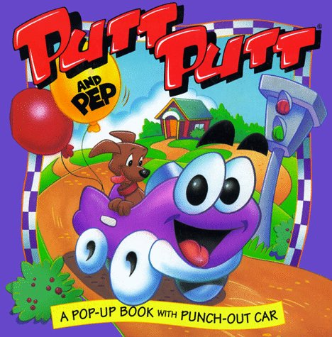 Putt-Putt and Pep (Pop-Out Books)