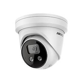 Hikvision AcuSense 4 MP IR Fixed Turret Network Camera DS-2CD2346G2-ISU/SL - Netzwerk-Überwachungskamera