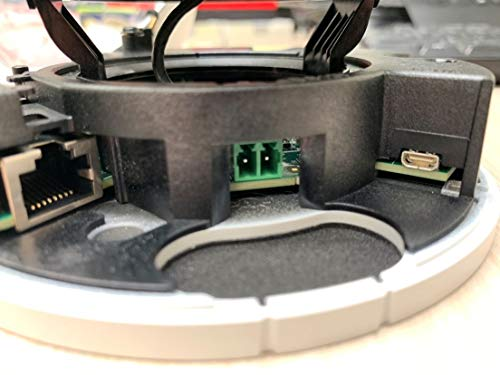 Hikvision EasyIP 3.0 DS-2CD2185G0-IMS 8 Megapixel Network Camera - 98.43 Ft Night Vision - H.264+, H.264, Motion JPEG, H.265, H.265+ - 3840 X 2160 - C thumbnail