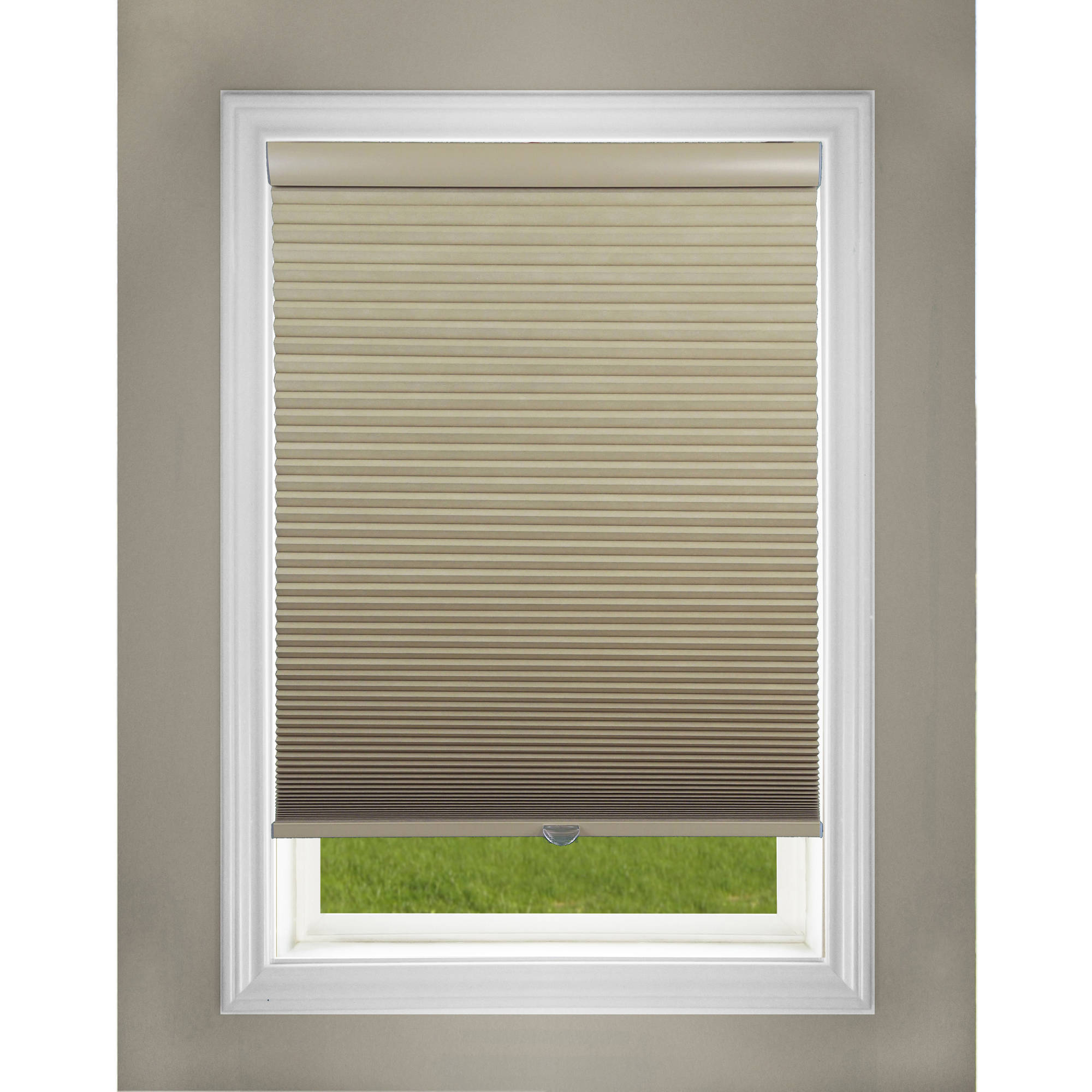 Regal Estate Cordless Blackout Cellular Shade, Khaki