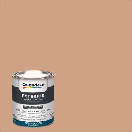 ColorPlace Exterior Paint, Cozy Melon, #70YR 45/261