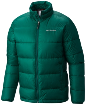 Columbia Men's Rapid Excursion Thermal Coil Jacket - Green M