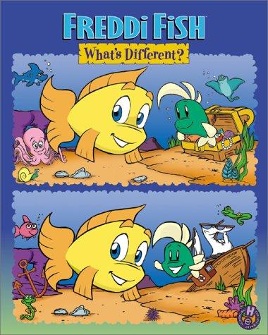 Freddi Fish What's Different?