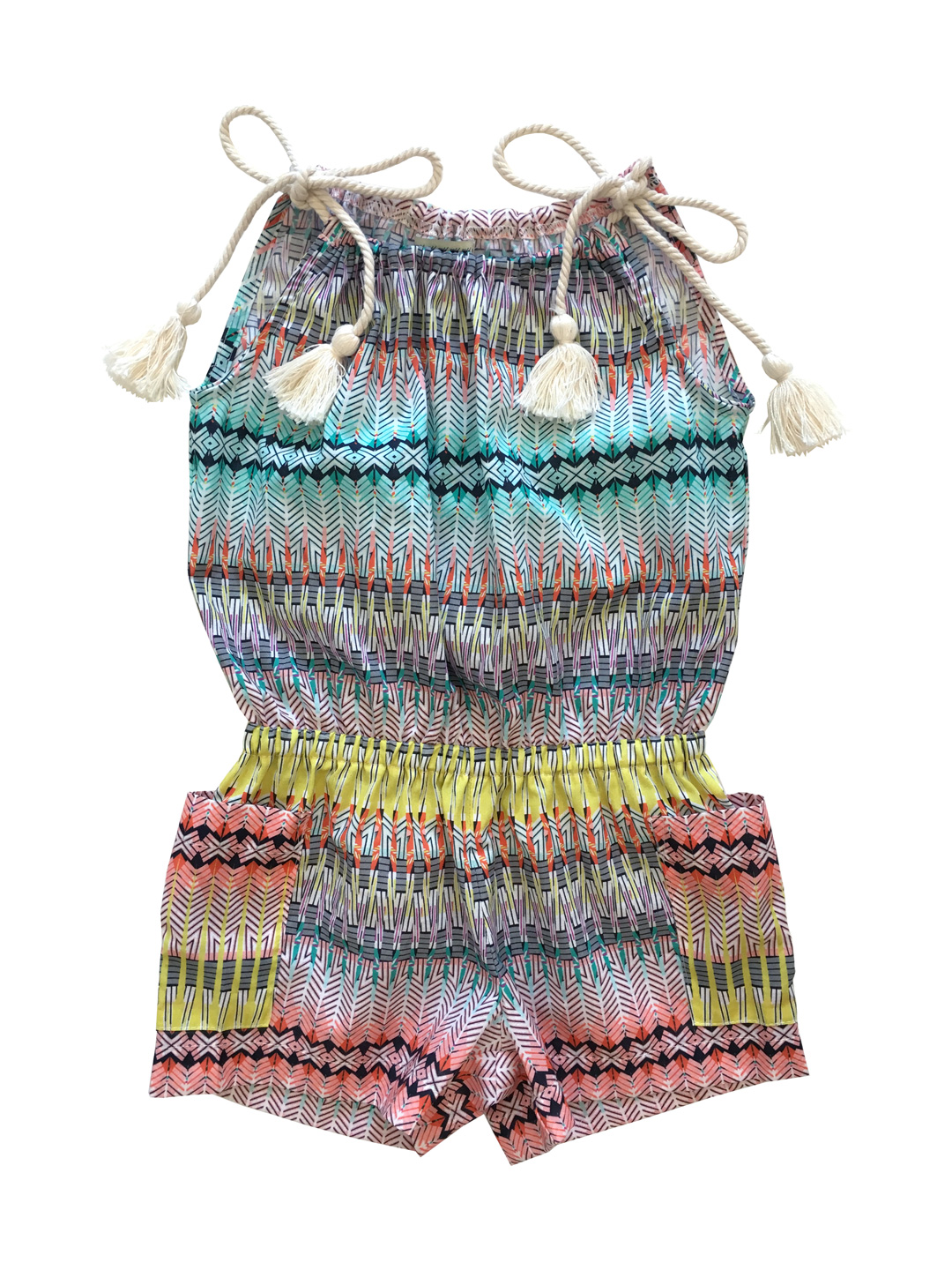 Anthem of the Ants Canyon Romper - Size 5y