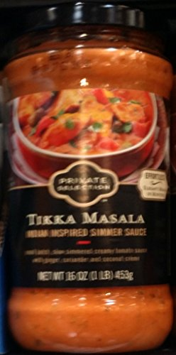 Private Selection™ Indian Inspired Tikka Masala Simmer Sauce