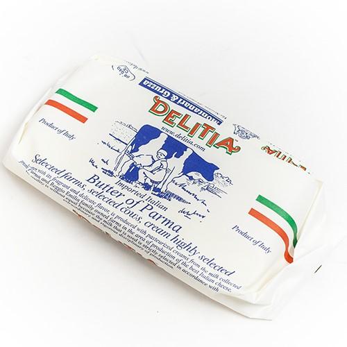 DELITA, IMPORTED ITALIAN BUTTER OF PHARMA