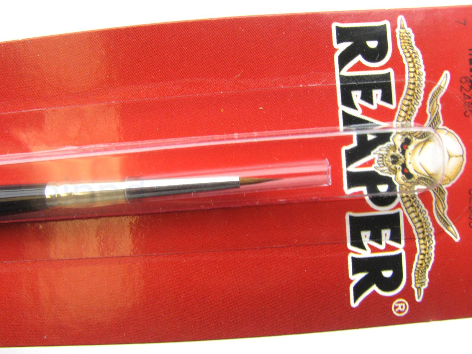 No 10/0 Round Paint Brush Kolinsky Sable Master Series Reaper Minatures