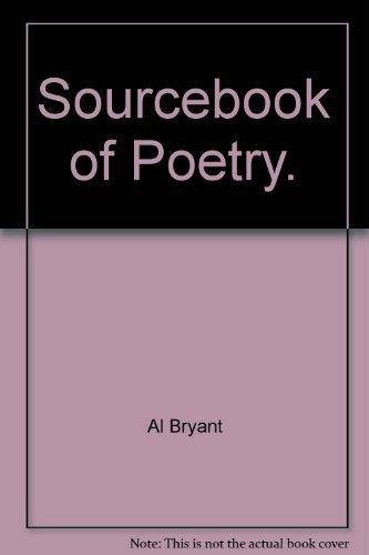 Sourcebook of Poetry