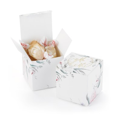Ethereal Floral Treat Boxes 25ct